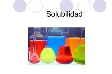 Equilibrio y producto de solubilidad
